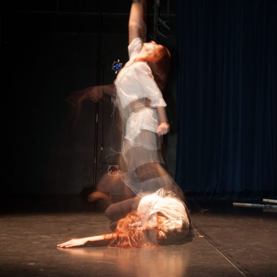 Celene Harder in Quest (Photo: Mark Unrau)